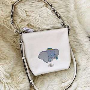 Coach Disney Dumbo Mini Abby Duffle Bag